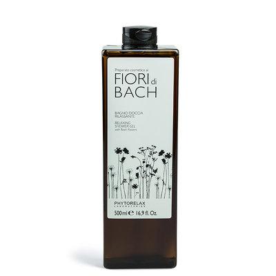 Phytorelax Entspannendes Duschgel - Bach Flowers, 500ml