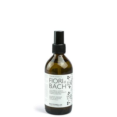 Phytorelax Ontspannende massageolie- Bach flowers, 300ml