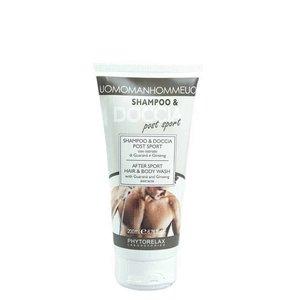 Phytorelax Douche shampoo voor na het sporten