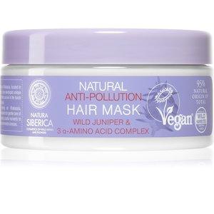 Natura Siberica Natuurlijk haarmasker tegen vervuiling 300 ml