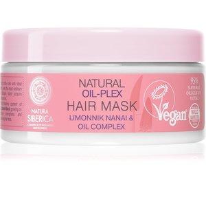 Natura Siberica Natural Oil-plex Tiefenwirksame Maske für gefärbtes Haar