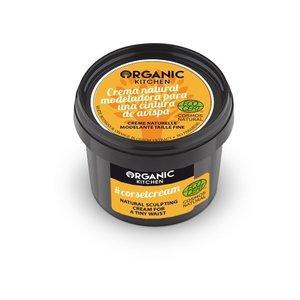 Organic Kitchen Natürlicher Creme-Shaper für Eine Wespentaille - 100 ml