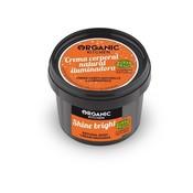 Organic Kitchen Natuurlijke lichaamscrème-radiance, 100 ml