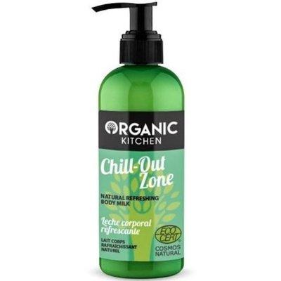 Organic Kitchen Verfrissende Lichaamsmelk CHILL OUT 260ml