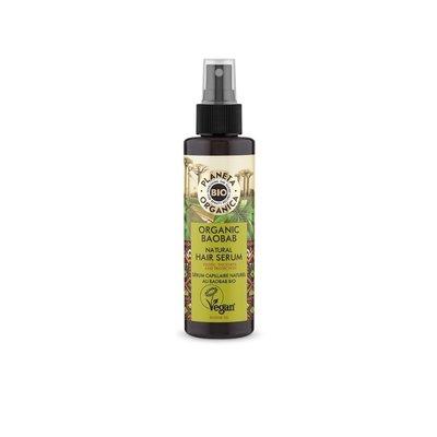 Planeta Organica Natürliches Haarserum Baobab, für Volumen und Kraft, 150 ml