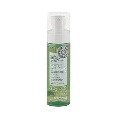 Natura Siberica Pflegendes Gesichtswasser für trockene & stumpfe Haut, 100 ml