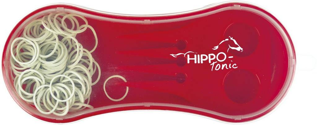 Hippo-Tonic start en manenborstel magic