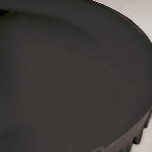 Ovale rubber rosborstel