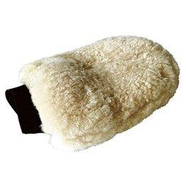C.S.O. C.S.O.poets handschoen van echte schapenvacht