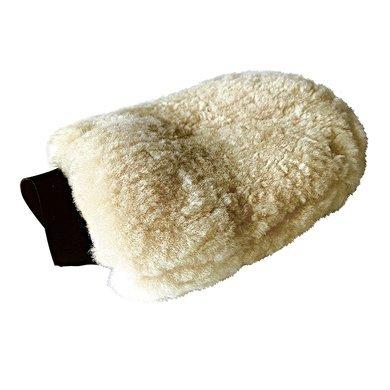 C.S.O. C.S.O. poets handschoen van echte schapenvacht