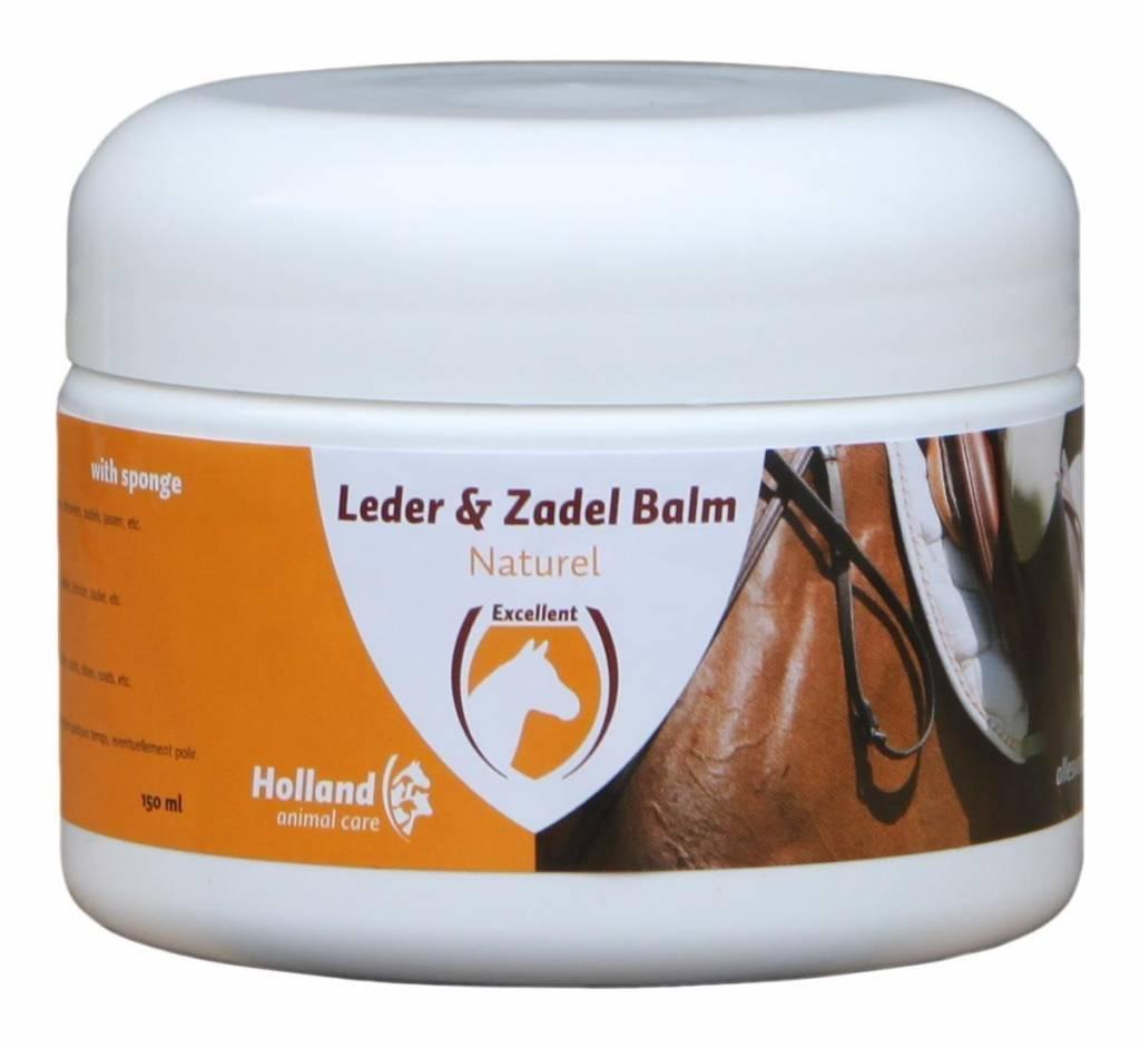 Leder en  Zadel balm