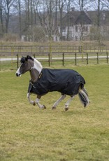 Bucas Irish Turn Out extra black/gold pony