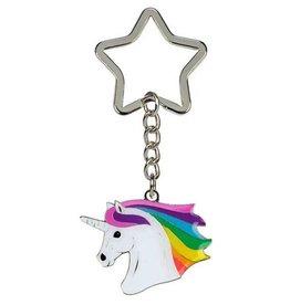 "Happy Ross Sleutelhanger ""unicorn"" hoofd"