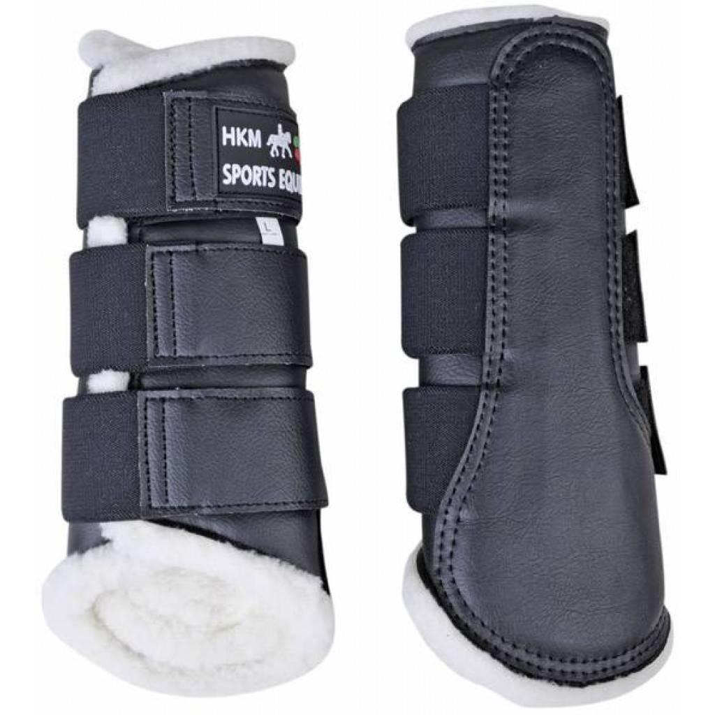HKM Beenbeschermers -Comfort-
