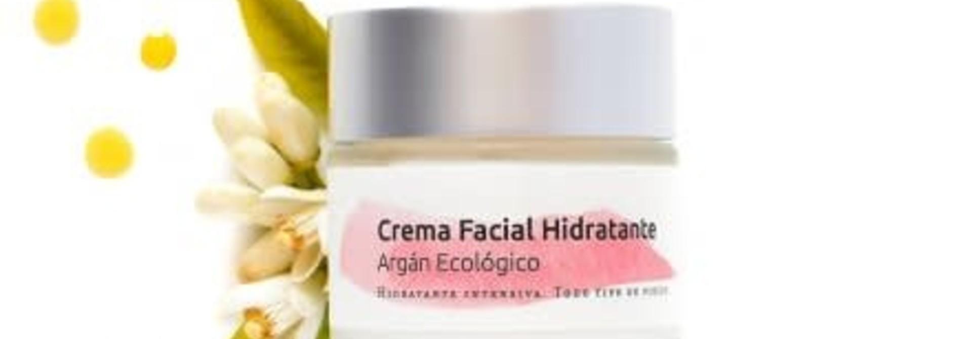 Voedende gezichtscrème argan Ajedrea 50ml