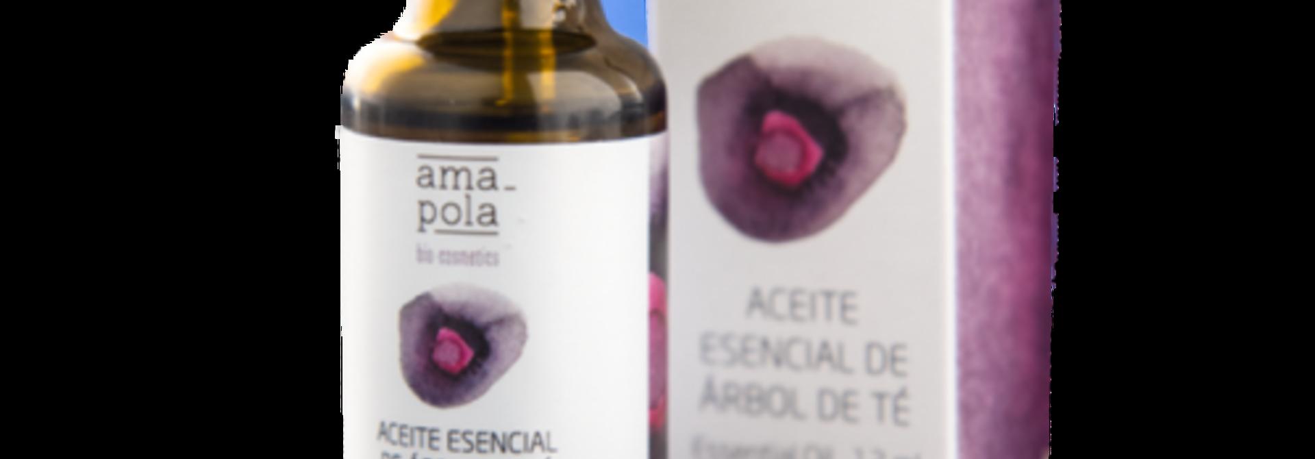 Etherische olie tea tree Amapola 12ml