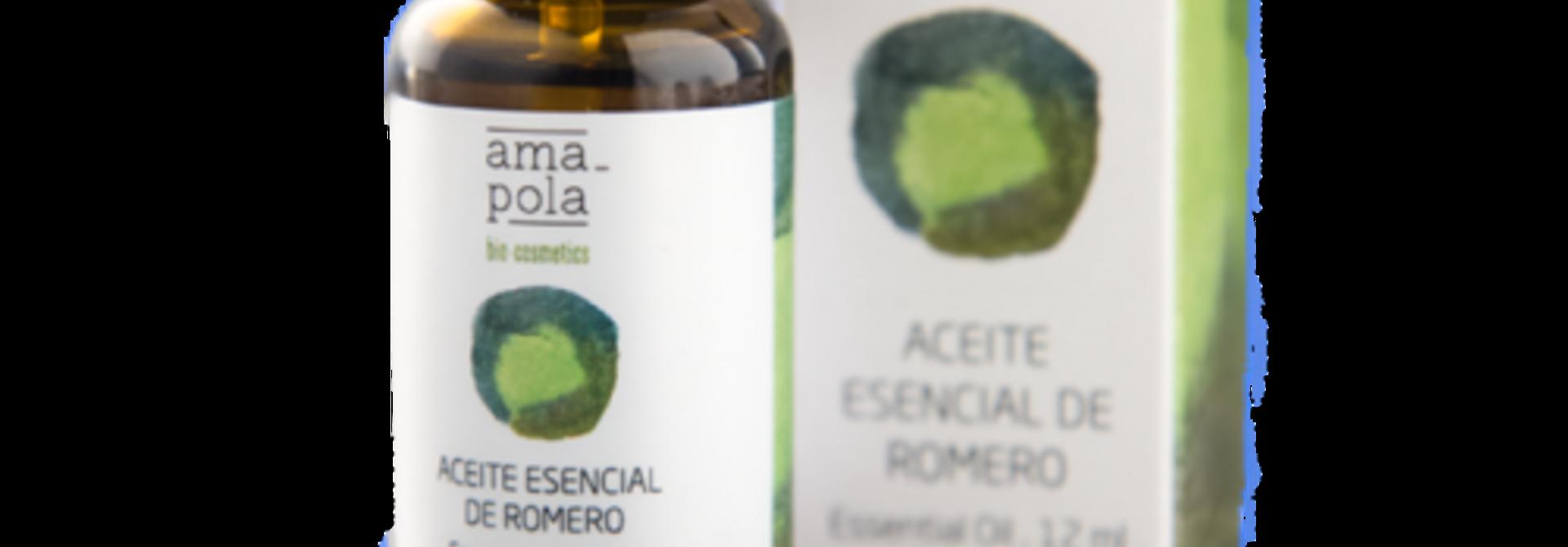 Etherische olie rozemarijn Amapola 12ml
