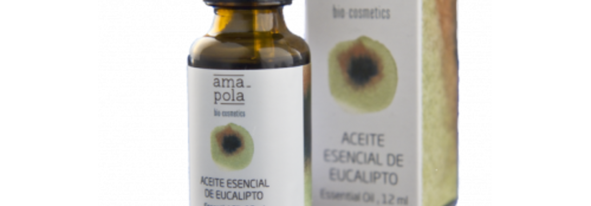 Etherische olie eucalyptus Amapola 12ml