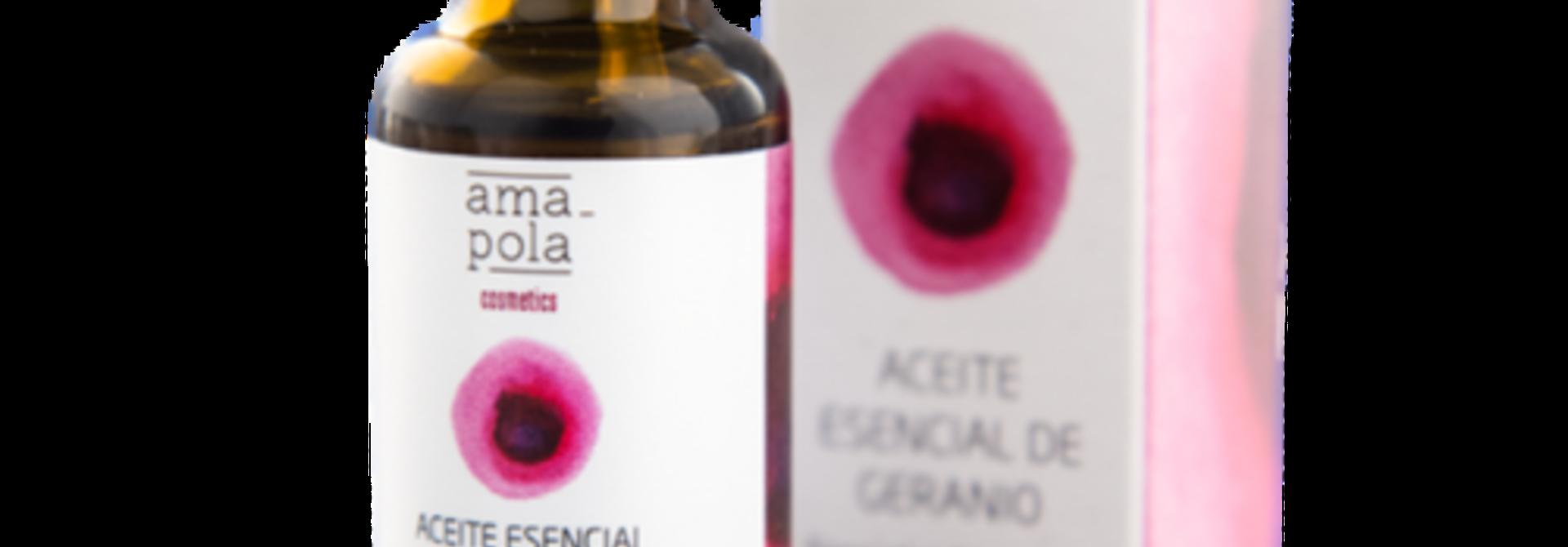 Etherische olie geranium Amapola 12ml