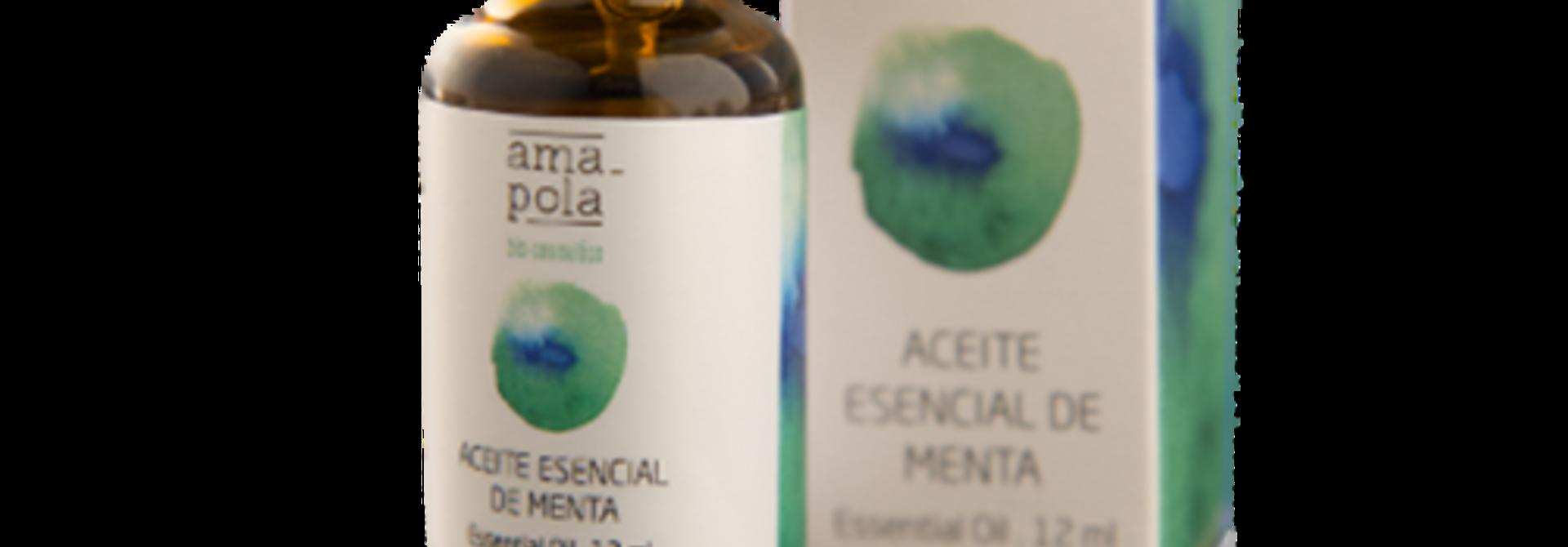 Etherische olie munt Amapola 12ml