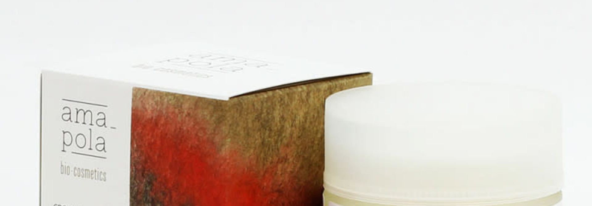Voedende nachtcrème gelaat met jojoba & sesam Amapola 125ml