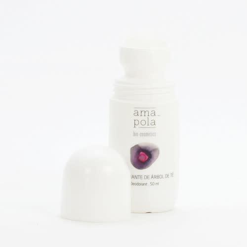 Deodorant tea tree Amapola 50ml-1