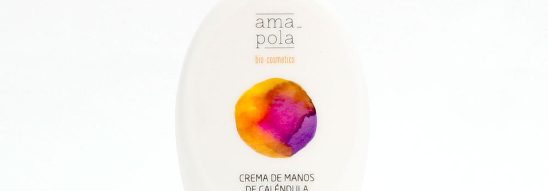 Handencrème met goudsbloem Amapola 50ml