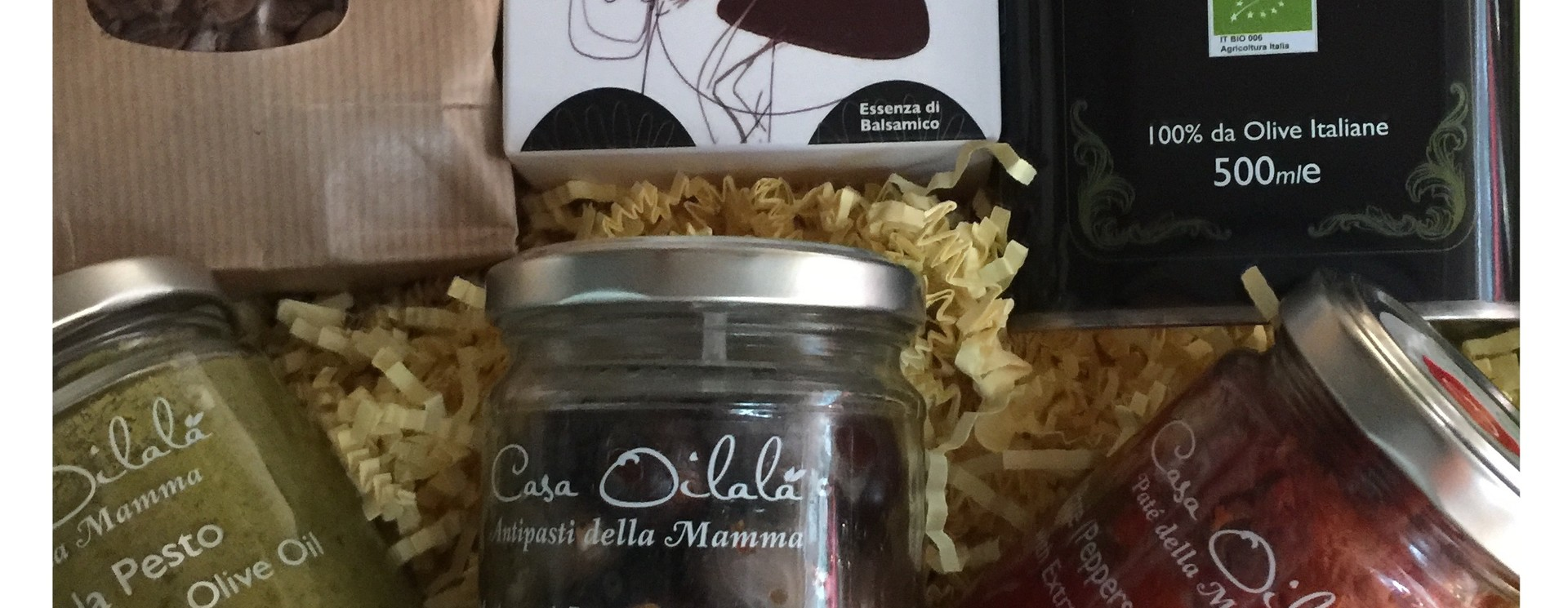 Hoogwaardige olijfoliën en gourmet producten.