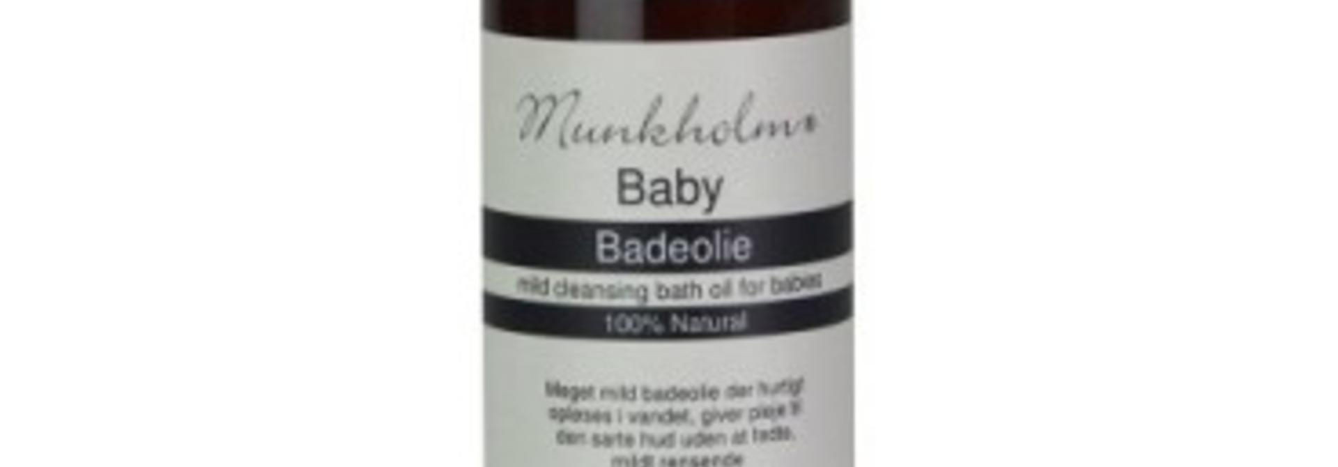 Baby badolie Munkholm