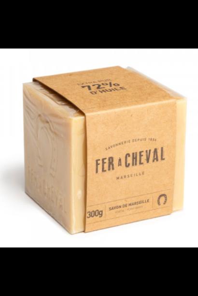 Witte Marseille zeep cube vegetal 300g