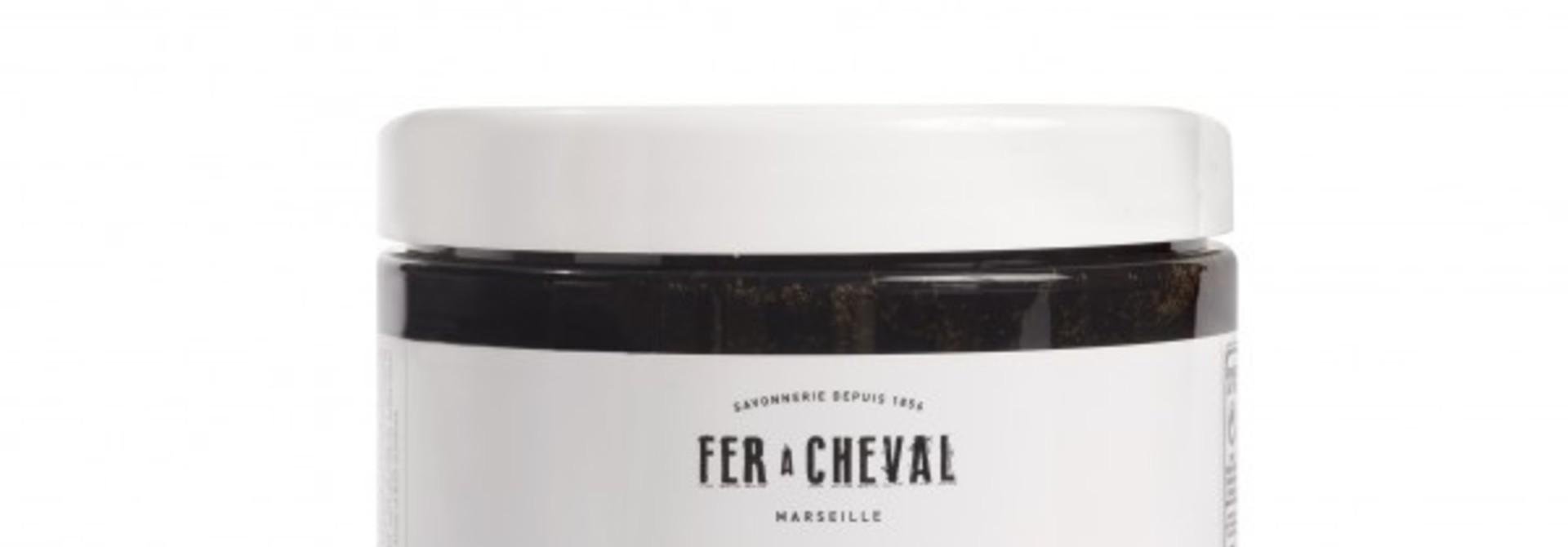 Vaste zwarte Marseille zeep 500g