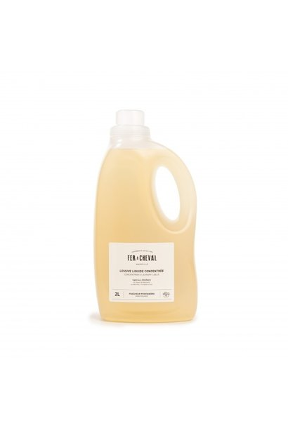 Vloeibaar wasmiddel met Marseille zeep 2 liter