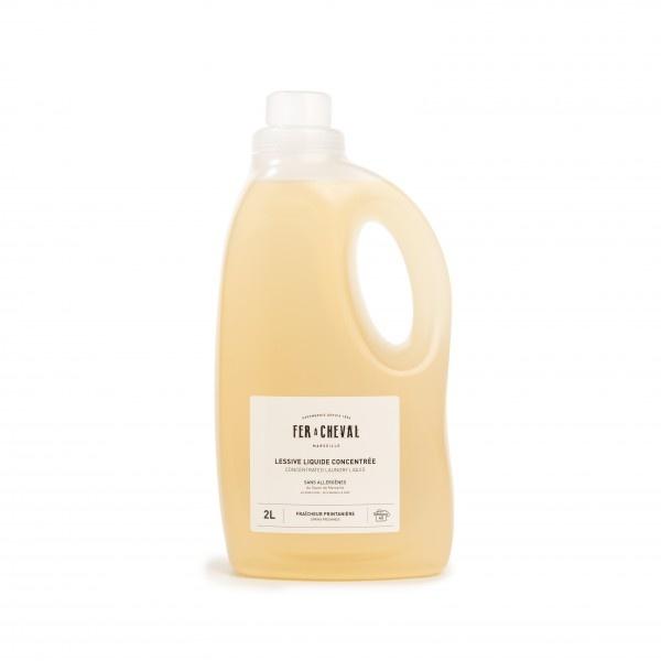 Vloeibaar wasmiddel met Marseille zeep 2 liter-1