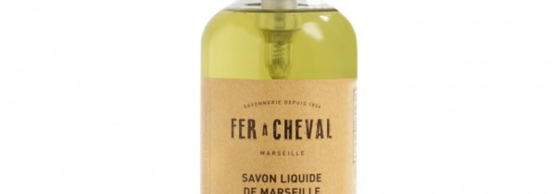 Vloeibare Marseille zeep olive 500ml