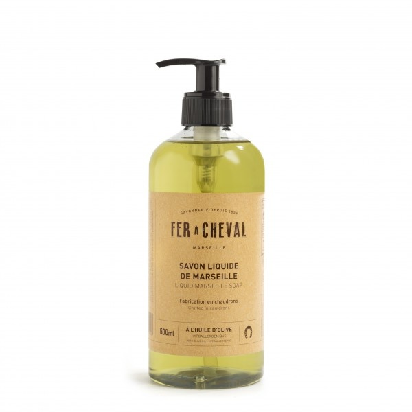 Vloeibare Marseille zeep olive 500ml-1
