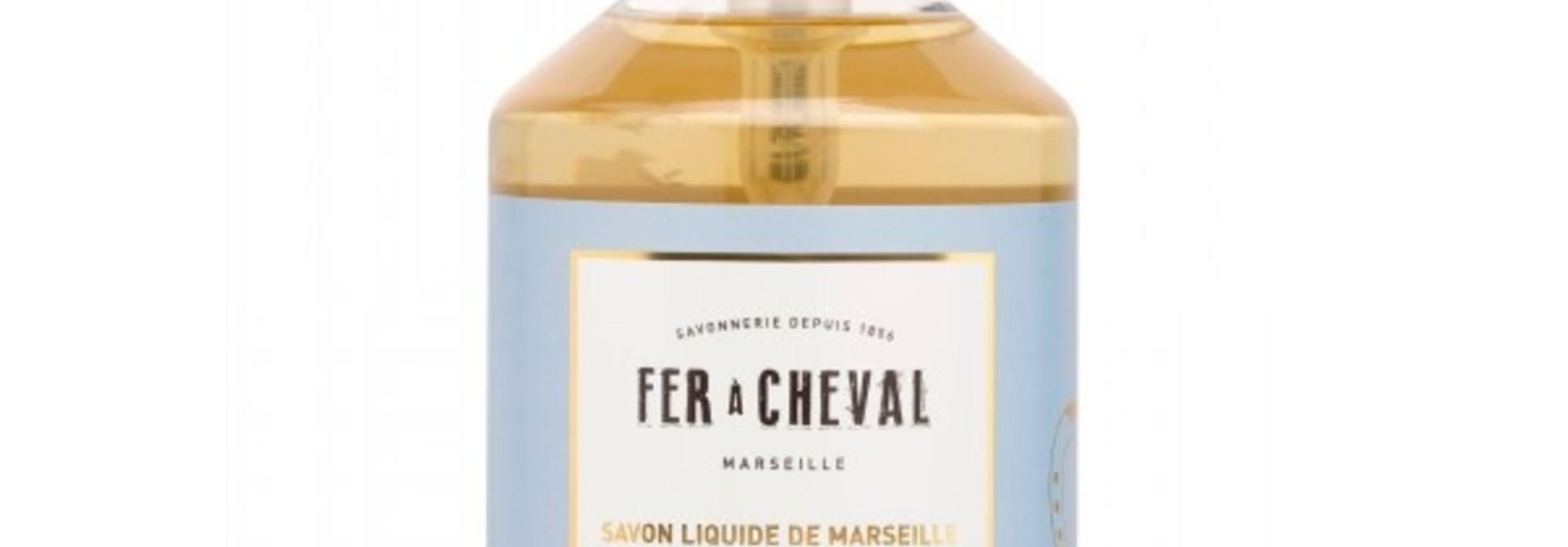 Vloeibare geparfumeerde marseille zeep met Citrus & ceder 500ml