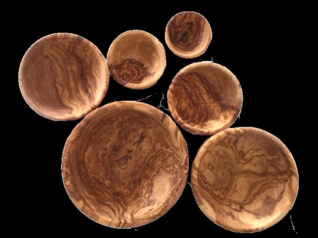 6 in 1 kommetjes uit olijfhout-3