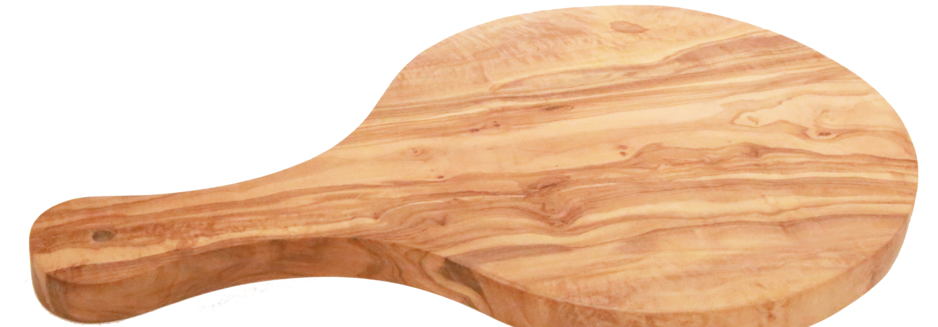 Snijplank Tunis  Rond met handvat 40 cm