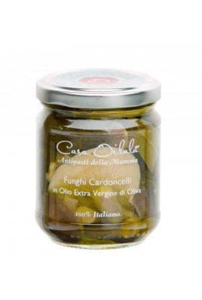 Cardoncelli champignons op olijfolie 190g