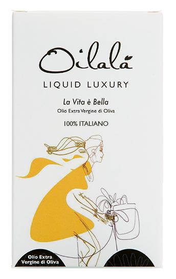 Coratina Oilalà La Vita è Bella olijfolie glas 200ml-1
