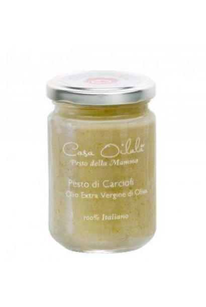 Pesto van artichokken en olijfolie 140g