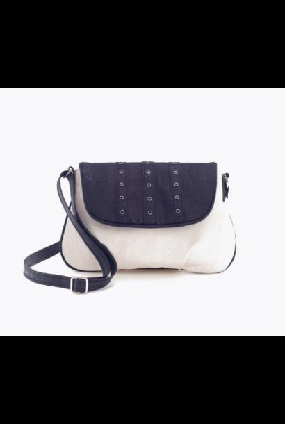 6021.12 Handtas zwart-wit