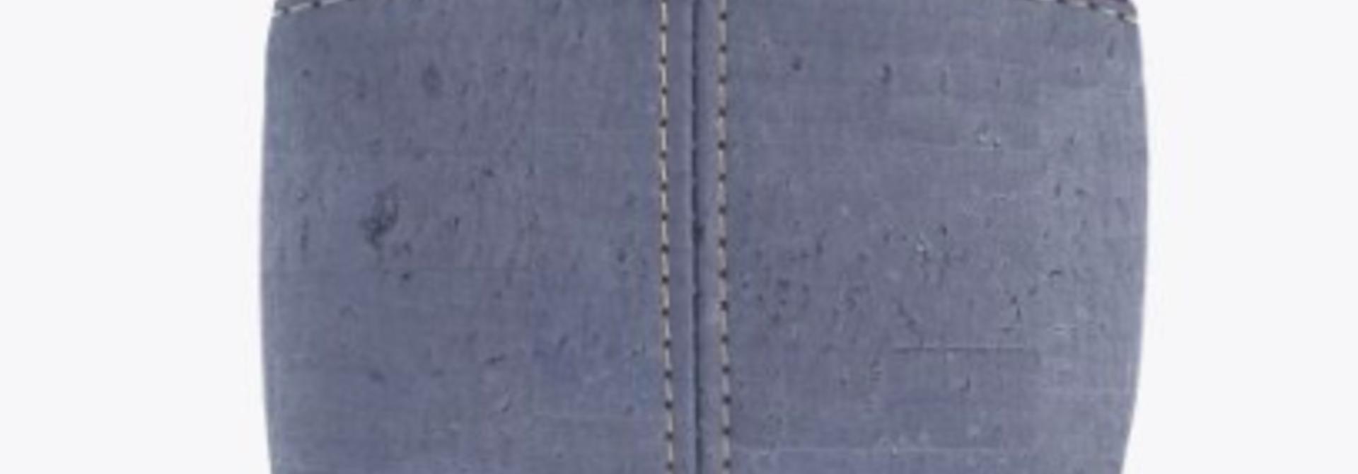 9204.47 Portemonnee grijsblauw