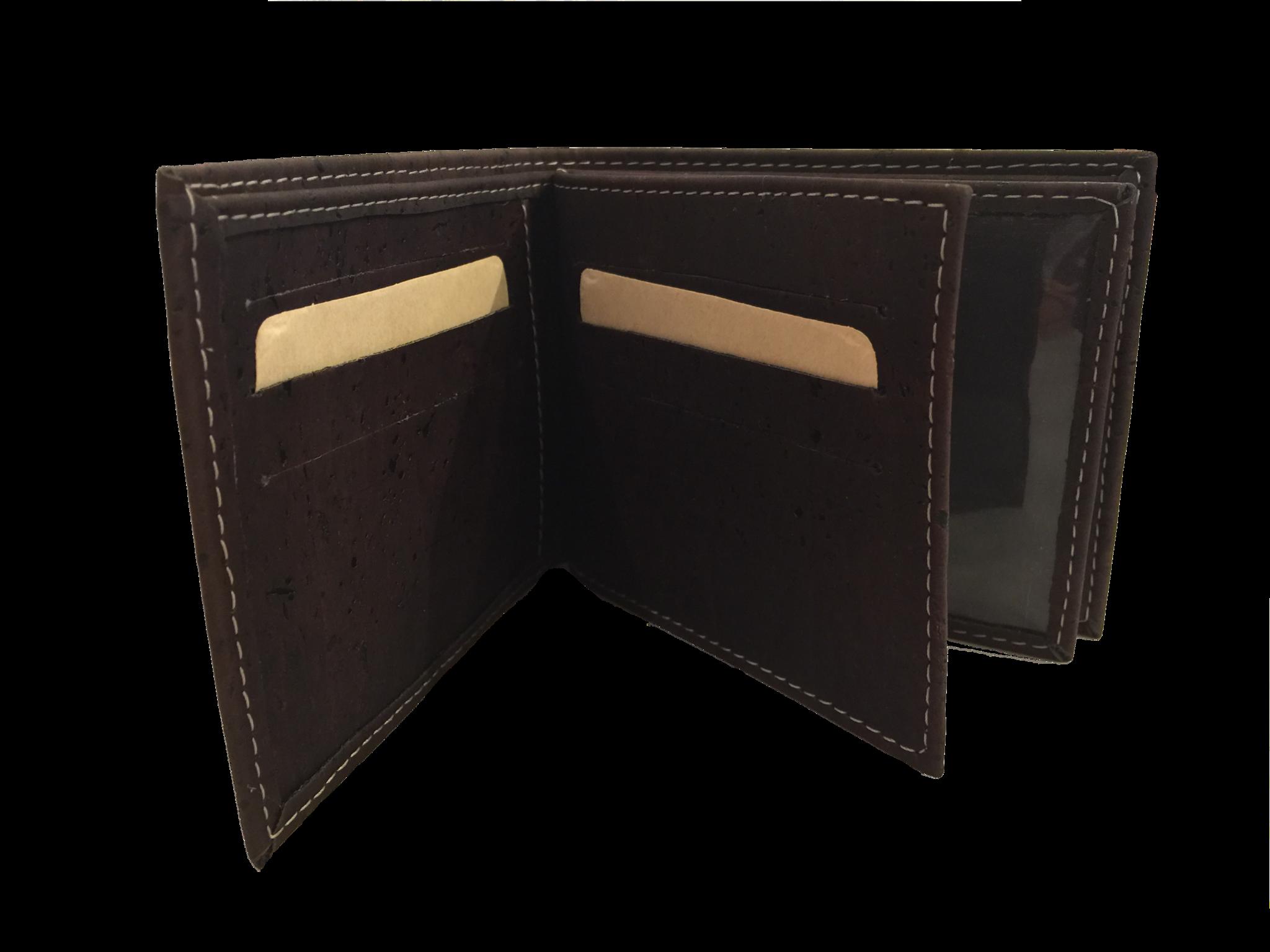 9198.02 Men's wallet chocolat-2