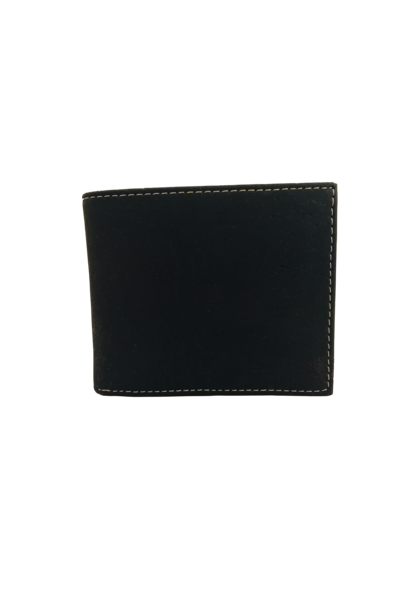 9198.04 Men's wallet zwart