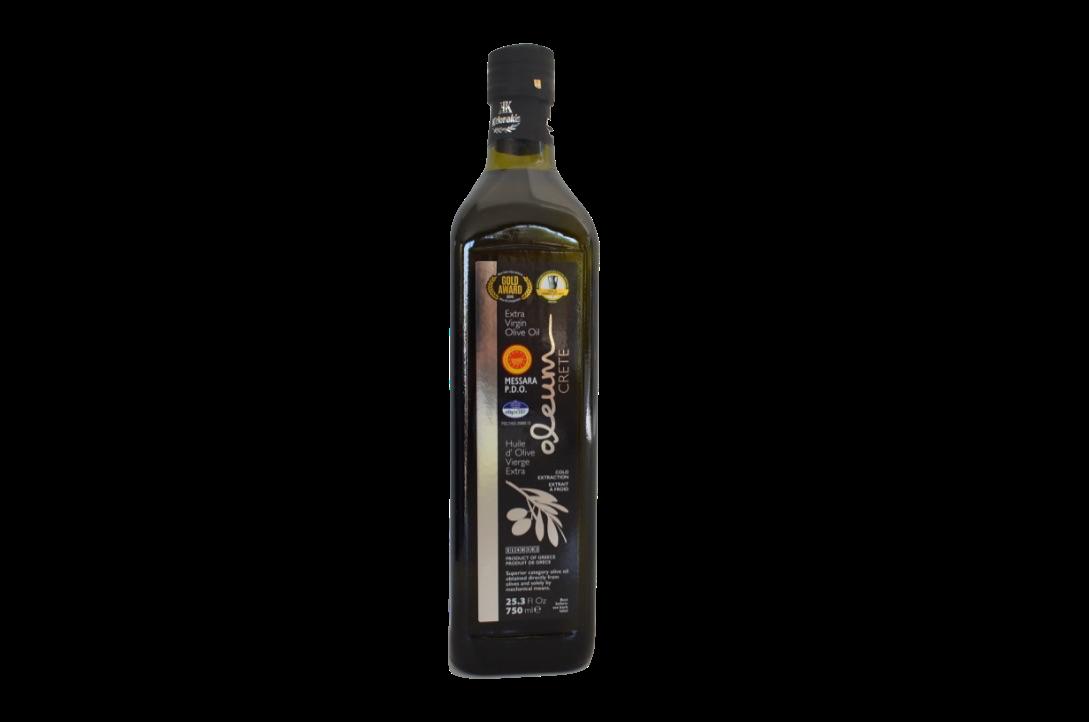 Oleum Extra Virgin olijfolie Glas 750ml-1