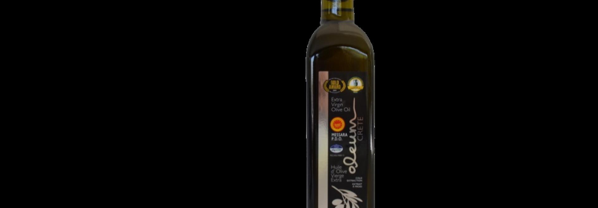 Oleum Extra Virgin olijfolie Glas 500ml