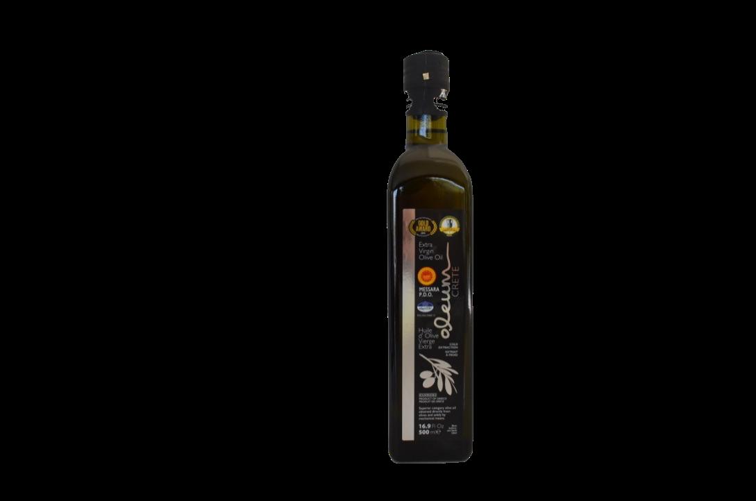 Oleum Extra Virgin olijfolie Glas 500ml-1