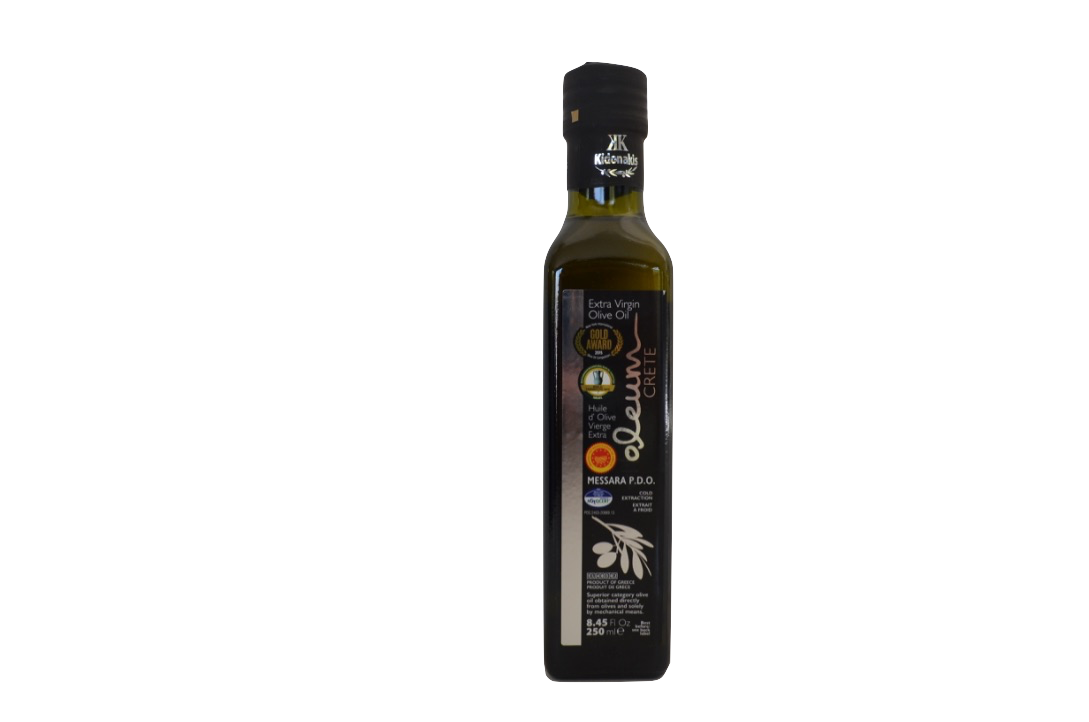 Oleum Extra Virgin olijfolie Glas 250ml-1