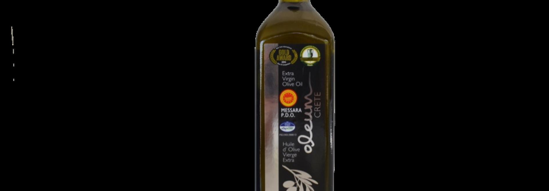 Oleum Extra Virgin olijfolie Glas 1 liter